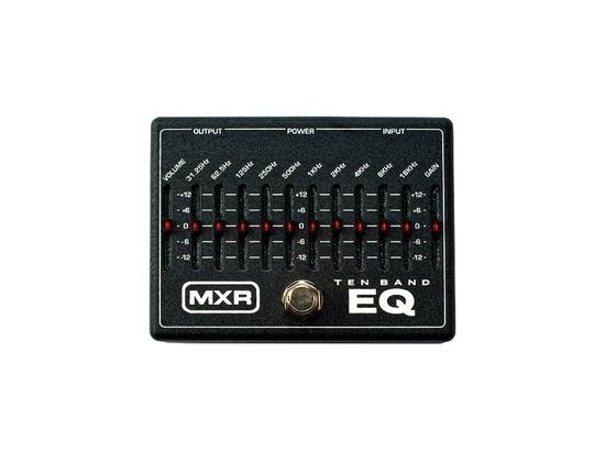 MXR M-108 Ten Band Graphic Equalizer Pedal