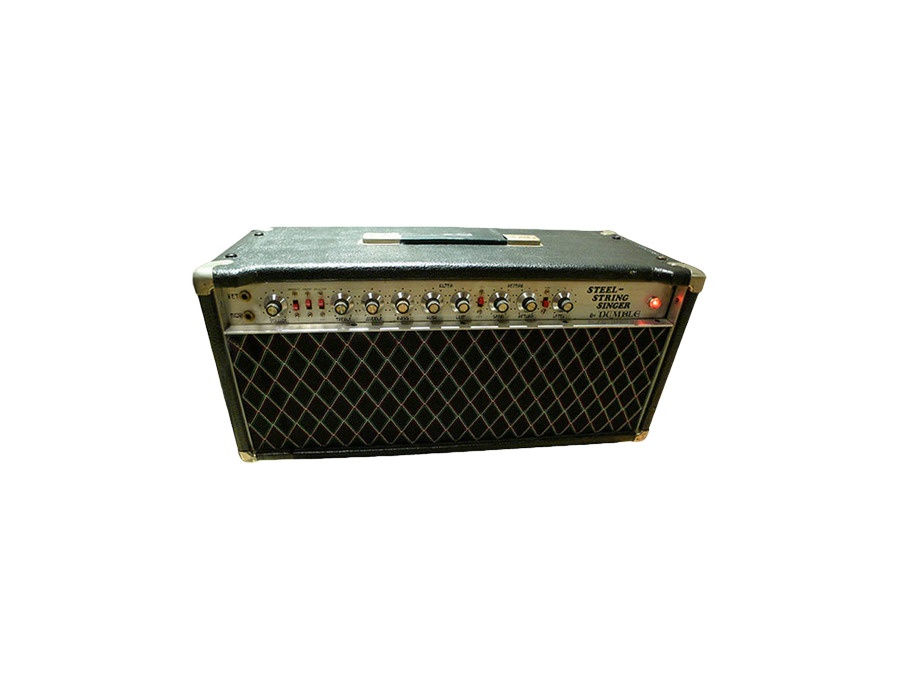 Dumble steel string singer amplifier xl
