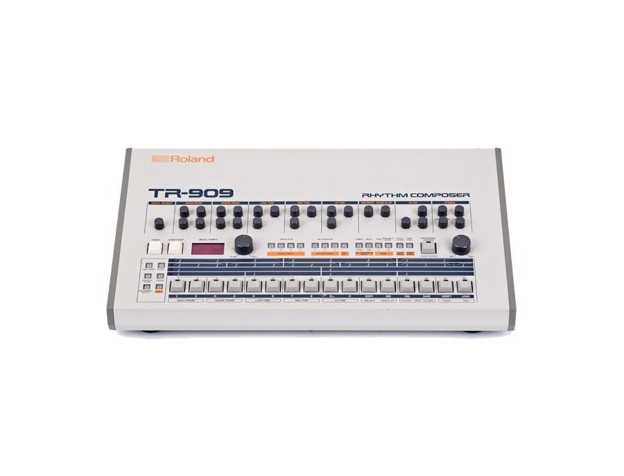 Roland tr 909 rhythm composer xl