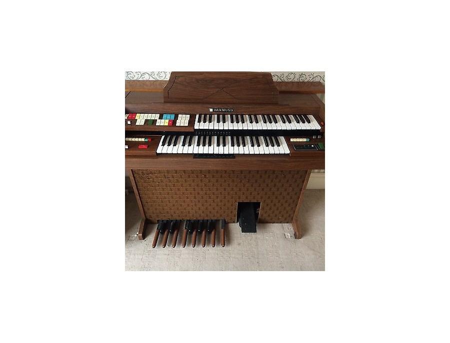Hammond 127 Organ