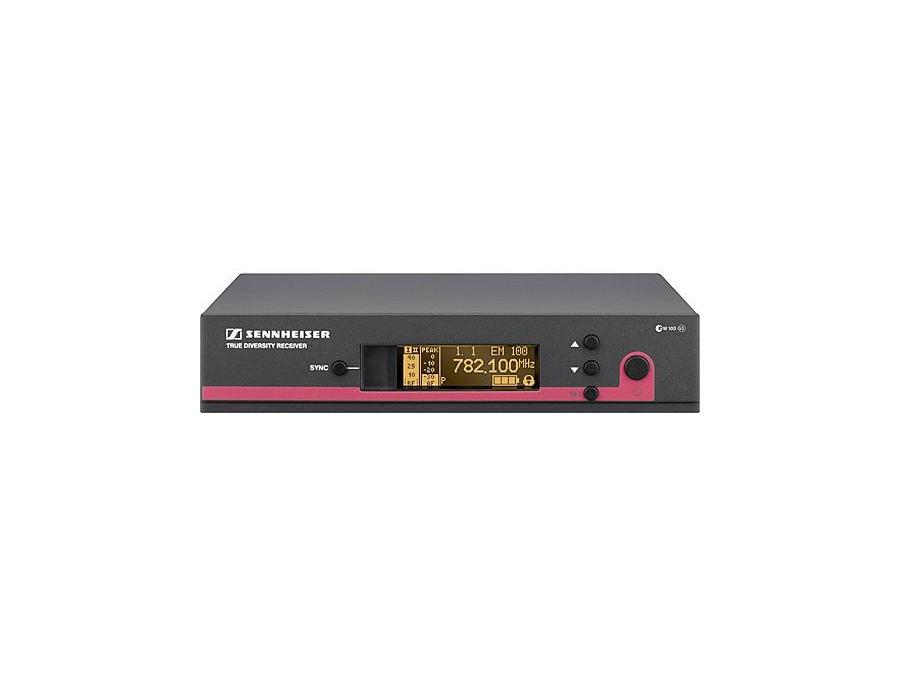 Sennheiser True Diversity Wireless Receiver EM 100 G3