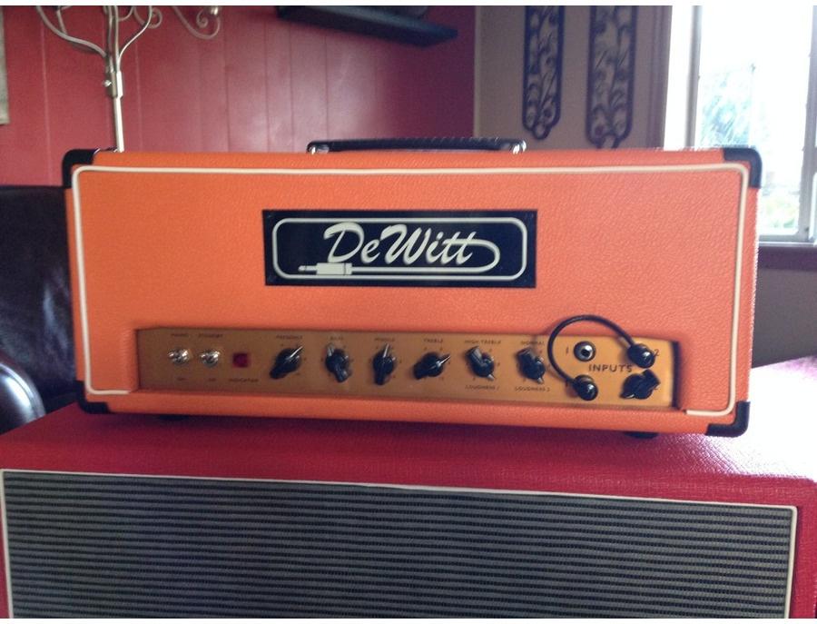 DeWitt Amps JTM 45