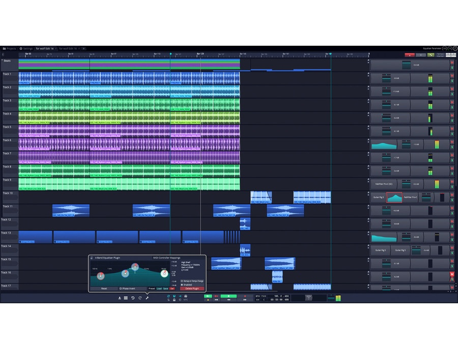 Tracktion Software Tracktion 7
