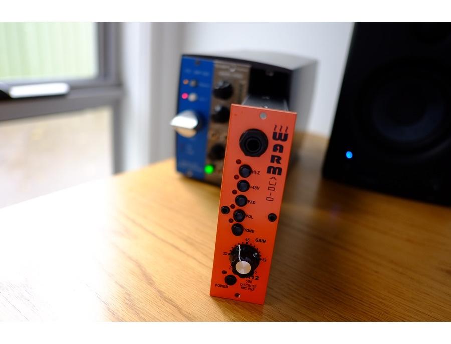 warm audio WA 500