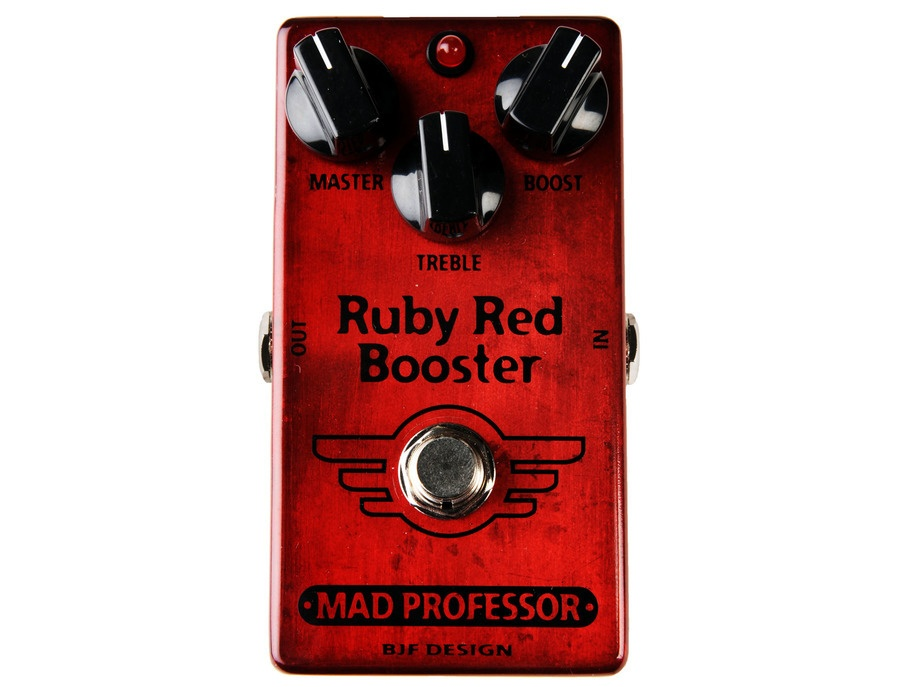 Mad Professor Ruby Red