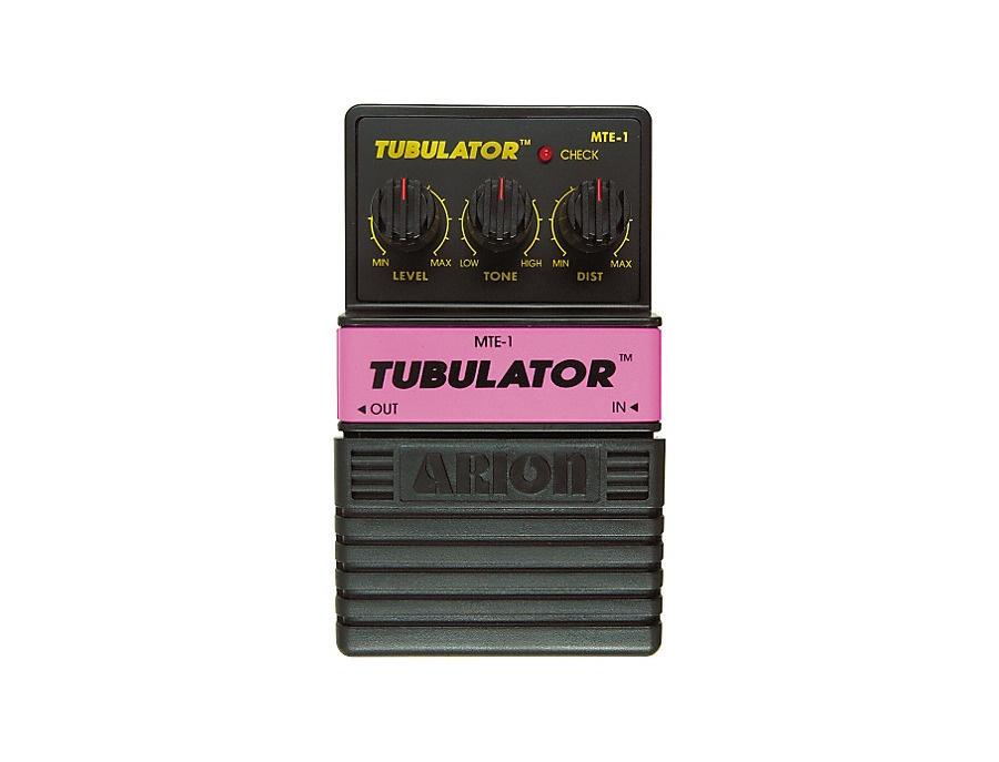 Arion MTE-1 Tubulator