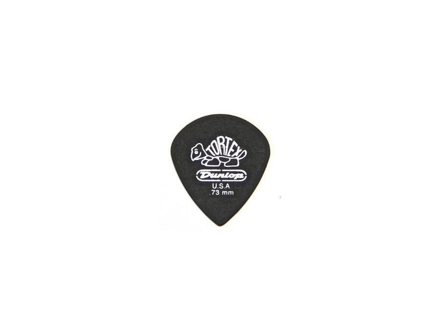 Dunlop Tortex® Pitch Black Jazz III 0.73