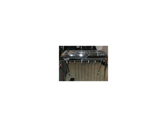Zum-Steel Double Neck 10-String Pedal-Steel Guitar