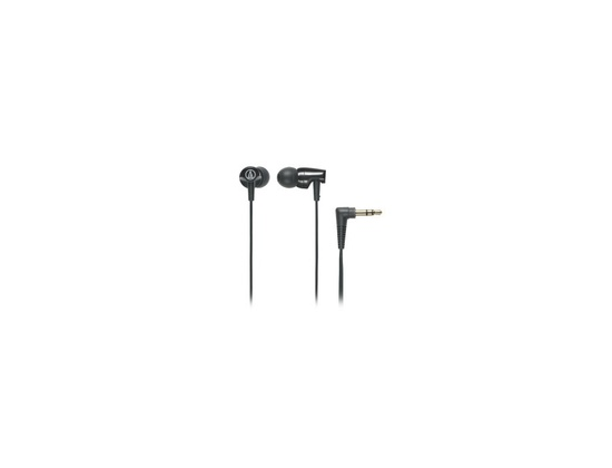 Audio Technica ATHCLR100BK In-Ear Headphone