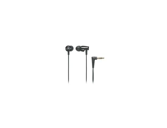 Audio Technica ATHCLR100BK In-Ear Headphone