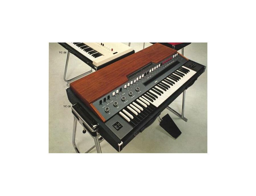 Yamaha YC-30 Organ