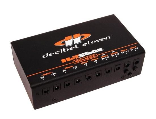 Decibel Eleven Hotstone Deluxe Hc isolated Power Supply