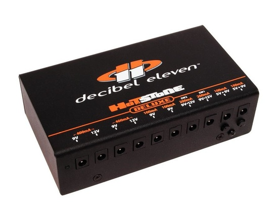 Decibel Eleven Hotstone Deluxe Hc isolated Power Supply
