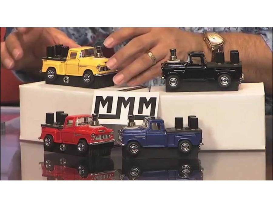 MMM Pickup Truck Overdrive