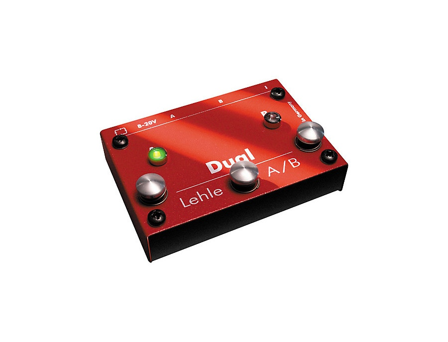 Lehle Dual A/B Switcher
