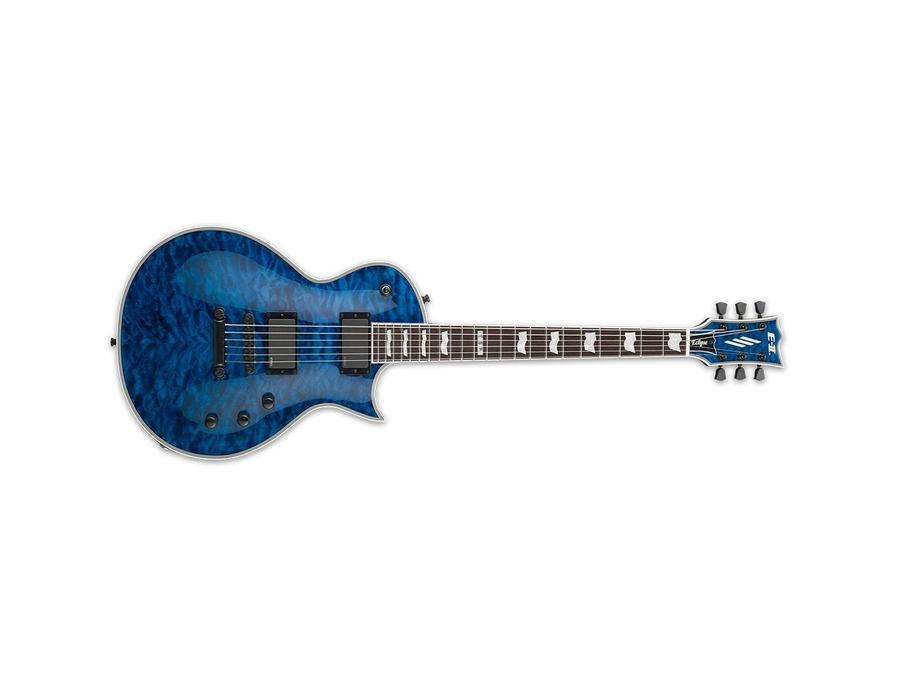 ESP Eclipse E-II Marine Blue