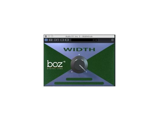 Boz Digital Labs Width Knob