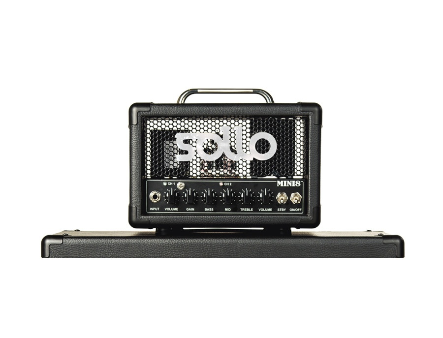 Sollo Mini8 Guitar Amp All Tube