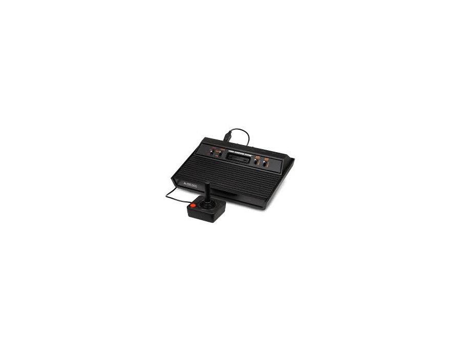 Atari 2600 Black