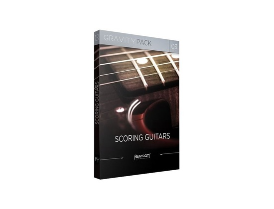 Heavyocity Scoring Guitars