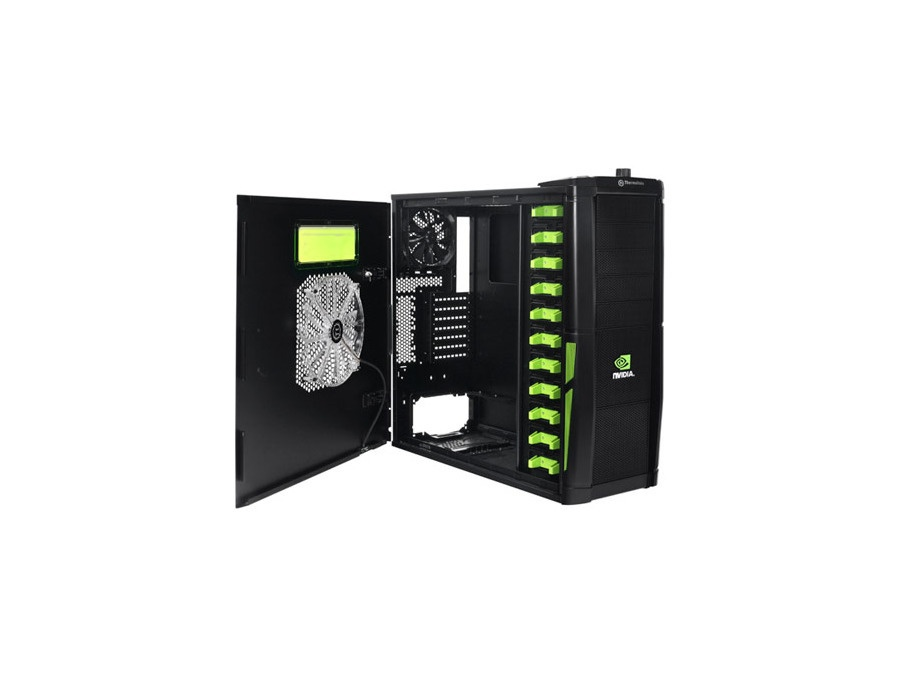 PC Custom Thermaltake Element V nVidia Edition