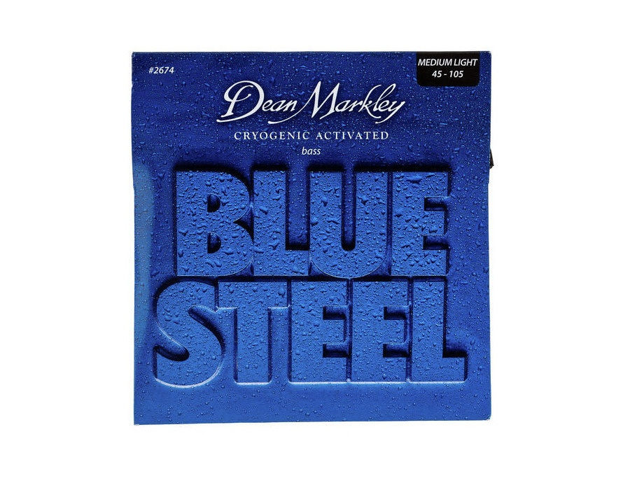 Dean Markley 2674 Blue Steel