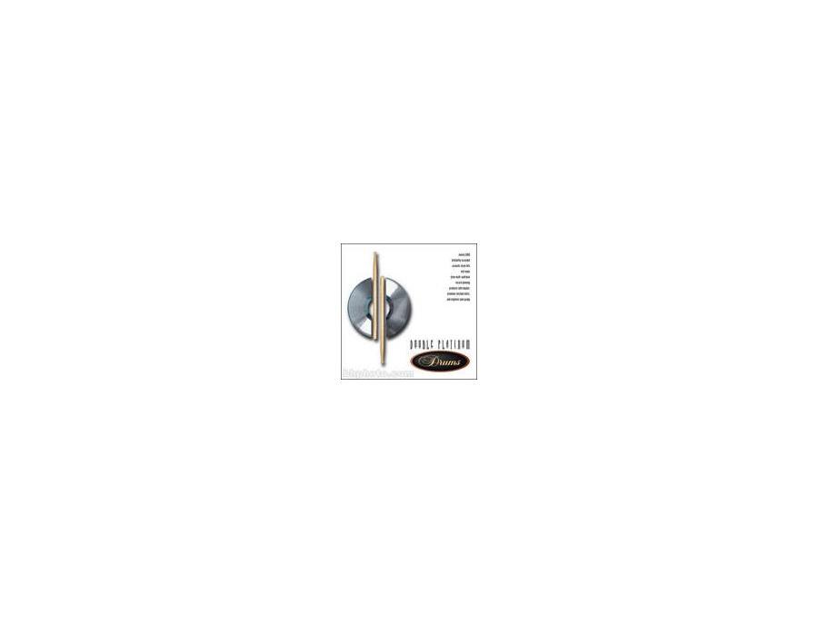 ILIO Sample Library: Double Platinum Drums (Akai) - Four Disc Set