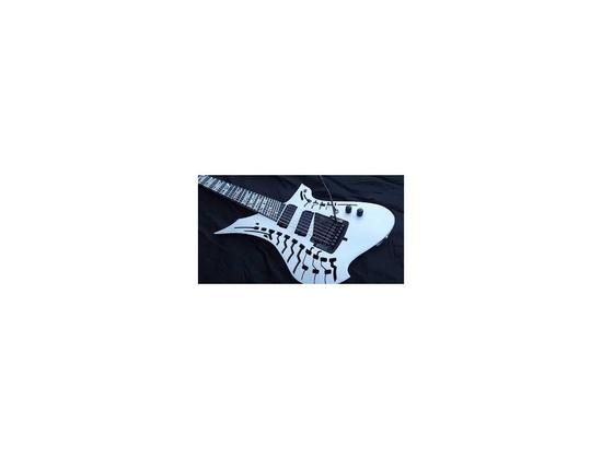 Etherial Guitars Azwen Core White 8-String
