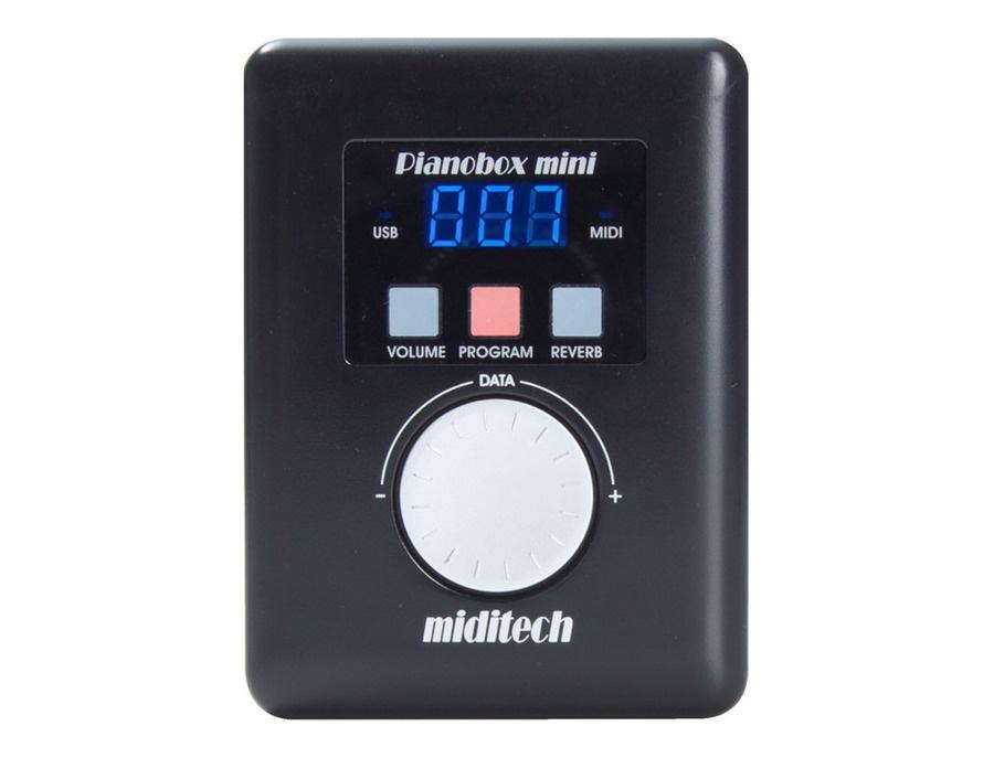 Miditech Pianobox mini General MIDI sound module