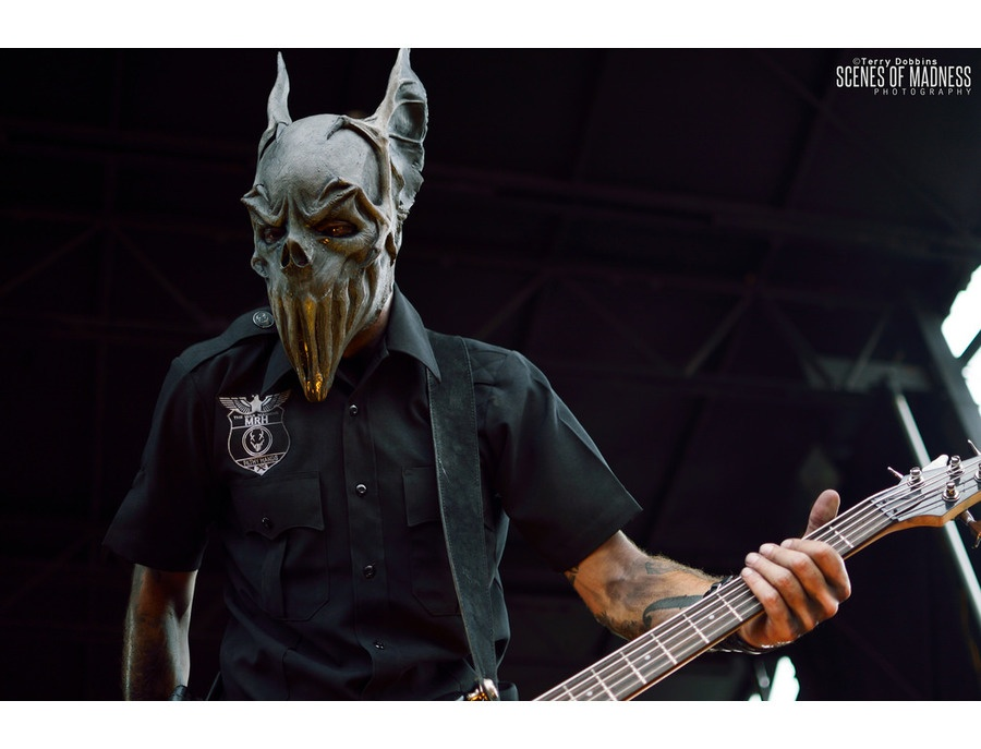 Ryan Farrell Mushroomhead Mask