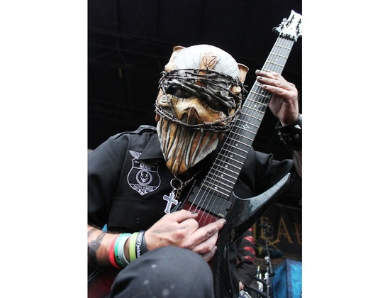 Tommy Church Mushroomhead Mask
