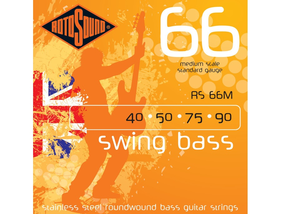 Rotosound swing bass 66 rs66m xl