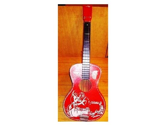 Roy Rogers model guitar