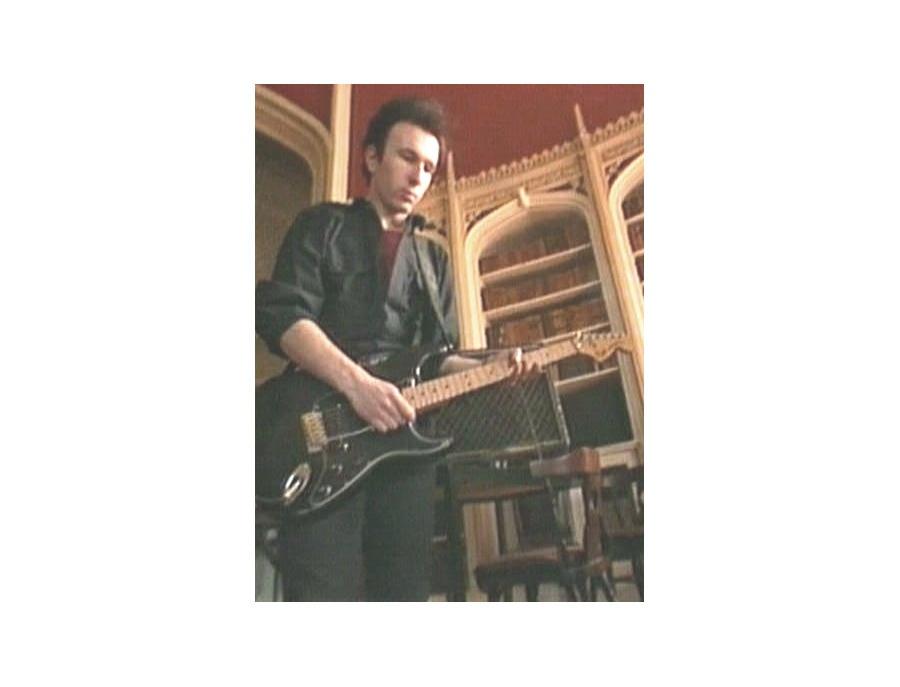 Fender Stratocaster 70s all black