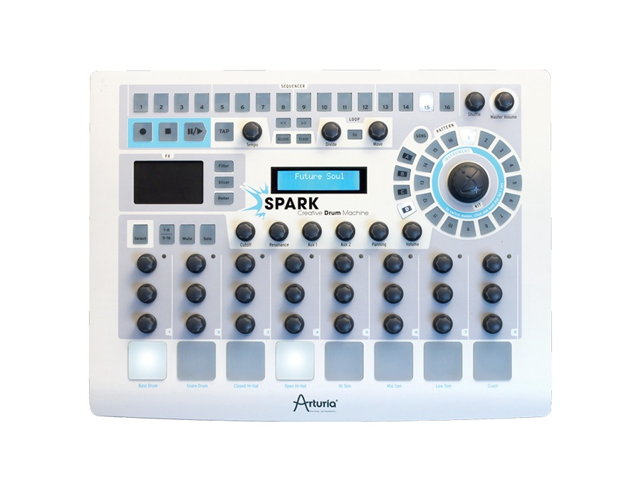 Arturia Spark Creative Drum Machine