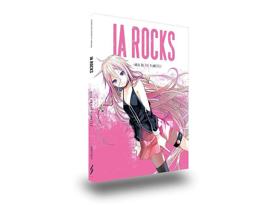 VOCALOID3 IA ROCKS