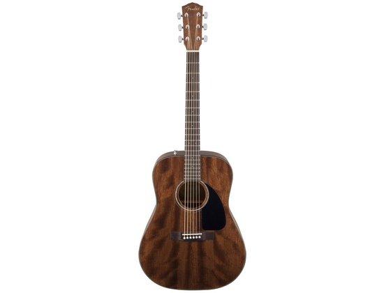 Fender CD-60 All Mahogany