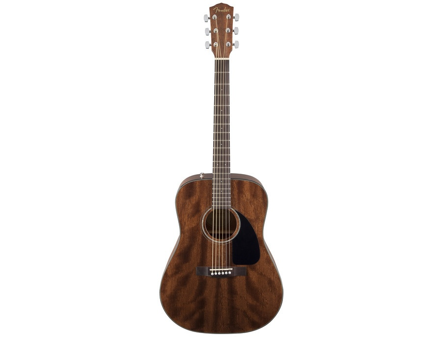 Fender CD-60 All Mahogany