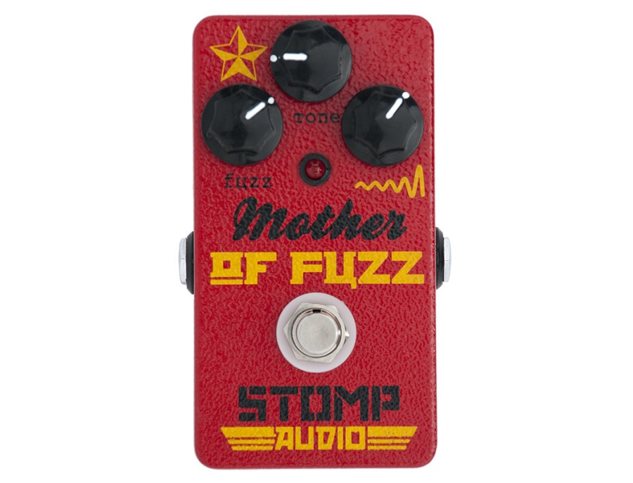 Stomp Audio Labs Mother Of Fuzz