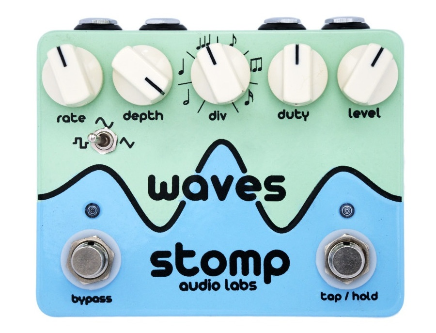 Stomp Audio Labs Waves