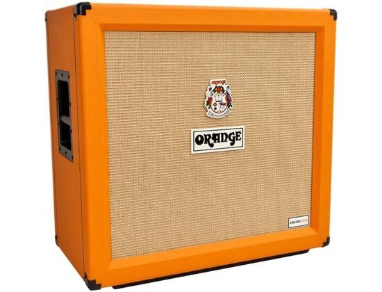 "Orange Crush Pro 4x12"" Closed Back Speaker Cabinet"