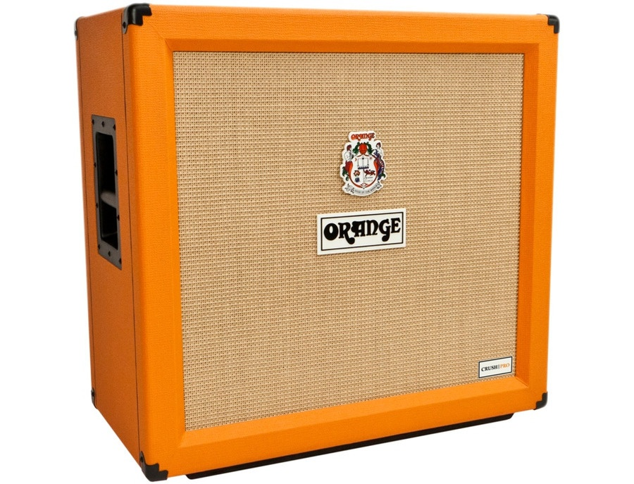 Orange crush pro 4x12 closed back speaker cabinet xl