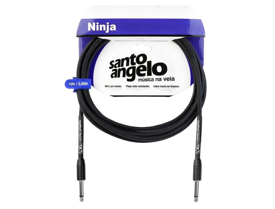 Santo Angelo Ninja Guitar
