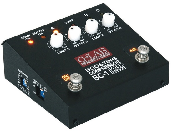 G-Lab Boosting Compressor BC-1
