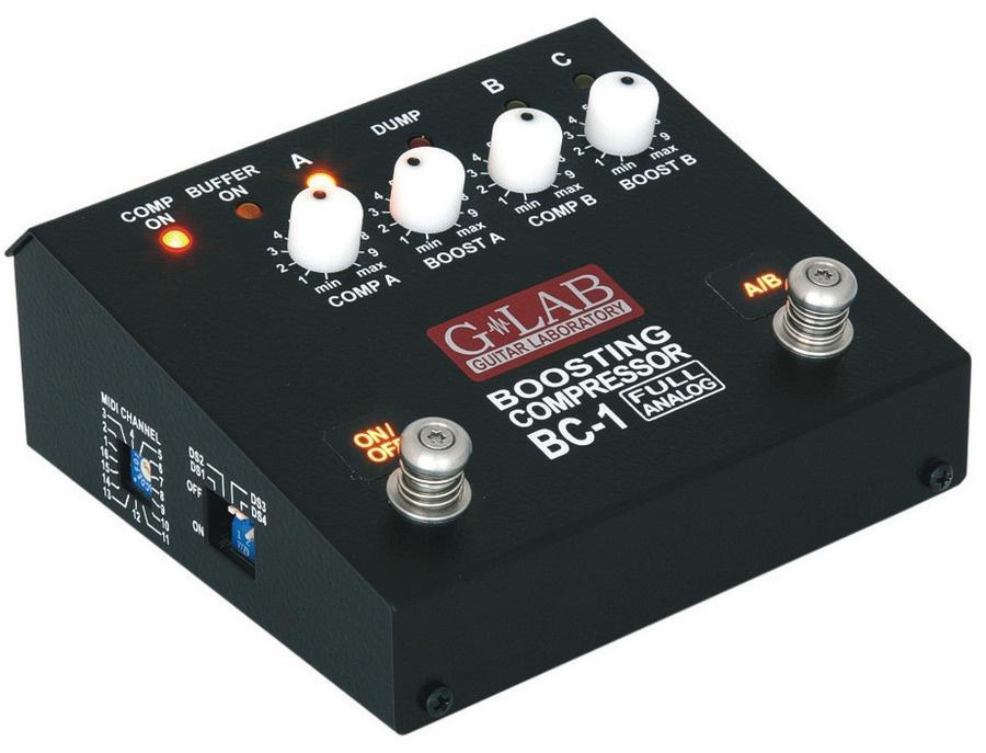G-Lab Boosting Compressor BC-1