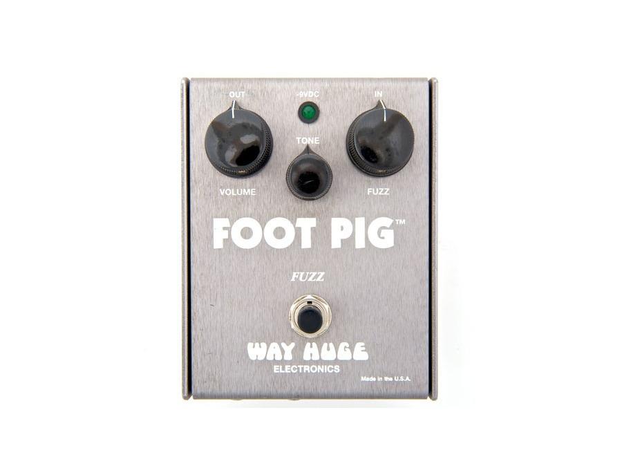 Way Huge Electronics Foot Pig