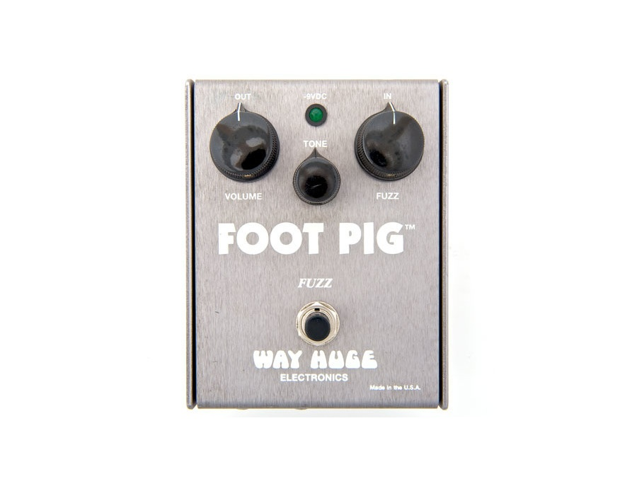 Way Huge Electronics Foot Pig