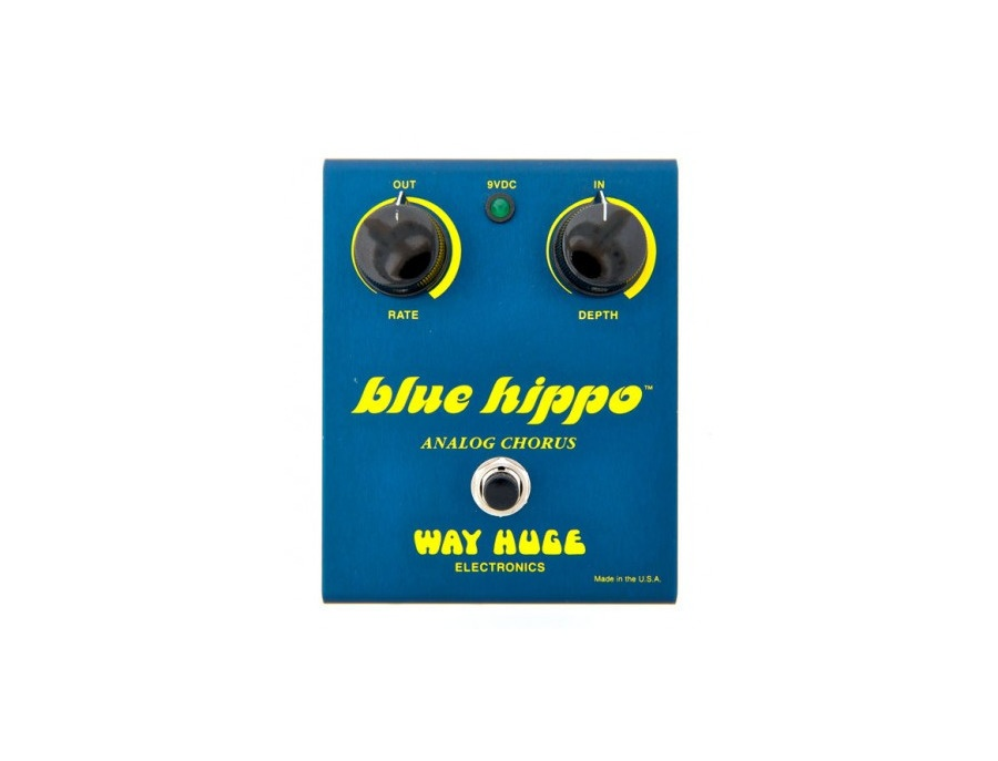 Way Huge Electronics Blue Hippo Analog Chorus