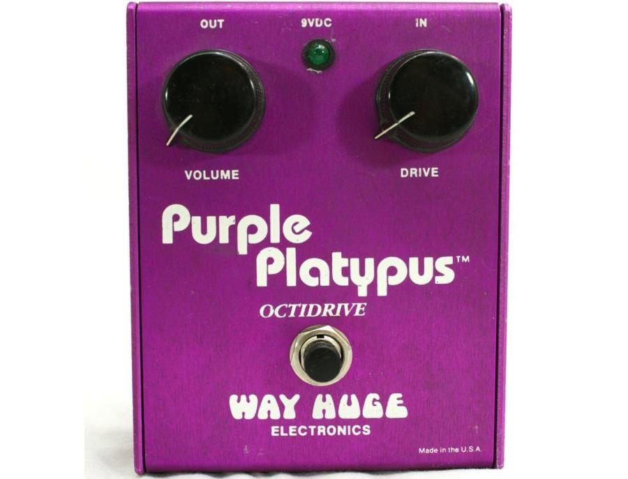 Way Huge Electronics Purple Platypus