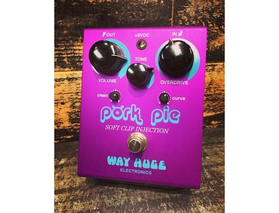 Way Huge Electronics Pork Pie Soft Clip Injection Overdrive
